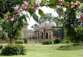 The Tomb of Sikandar Lodhi