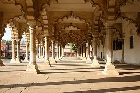 Red Fort Diwan-i-am