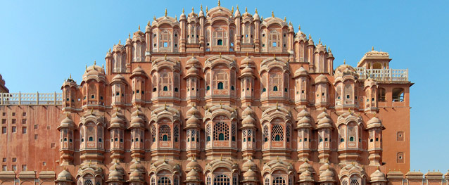 Jaipur Hawa Mahal Golden Triangle India